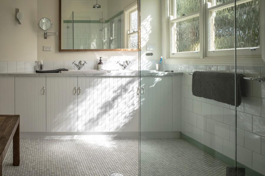 Hampton Style Bathroom Renovations Jg Bathrooms Northern Beaches
