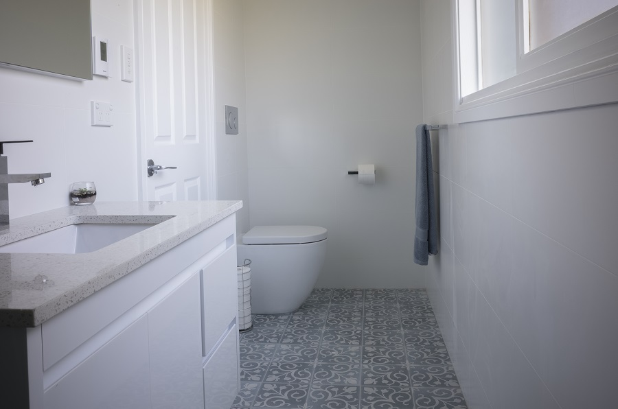 small bathroom renovation sydney