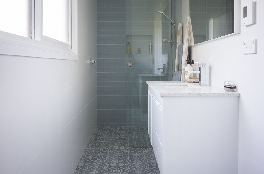 small bathroom renovations sydney