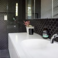 feature bathroom northern beaches narrabeen