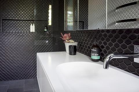 feature bathroom northern beaches narrabeen