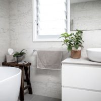 newport bathroom renovation northern beaches