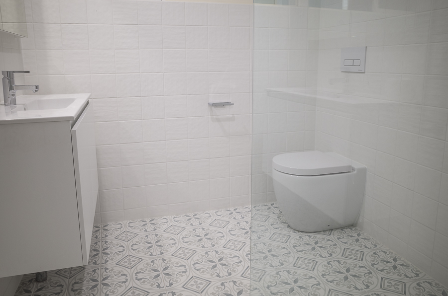 bathroom renovation bayview