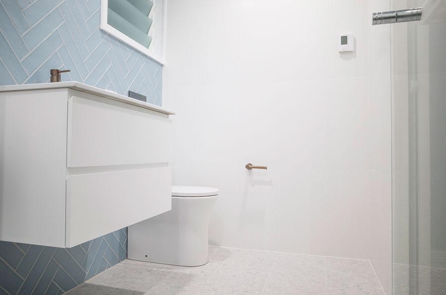 new bathrooms mosman
