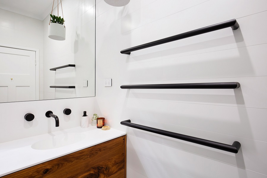 heated towel rail northern beaches