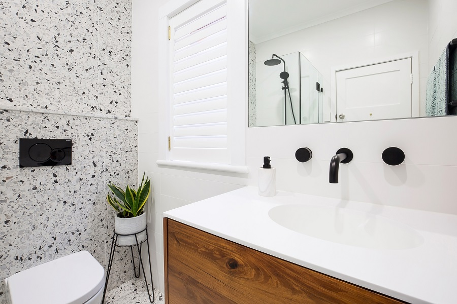 bathroom northern beaches manly