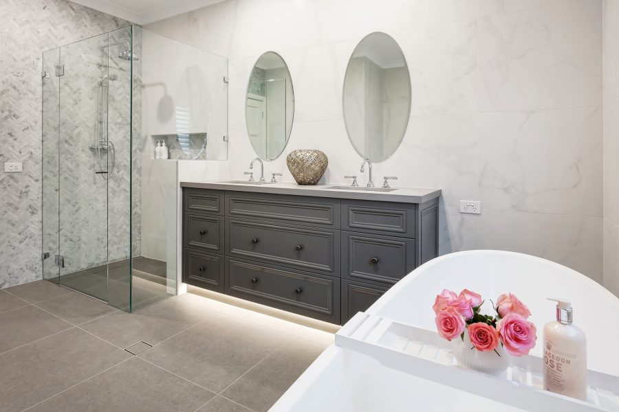 hampton style bathrooms sydney