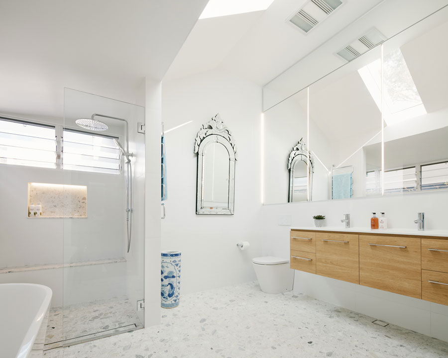 bathroom renovations mosman north shore